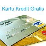 credit card gratis