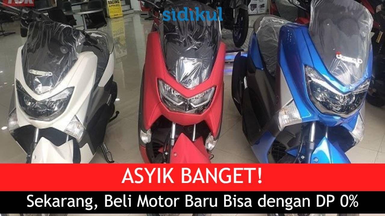 motor baru dp 0%