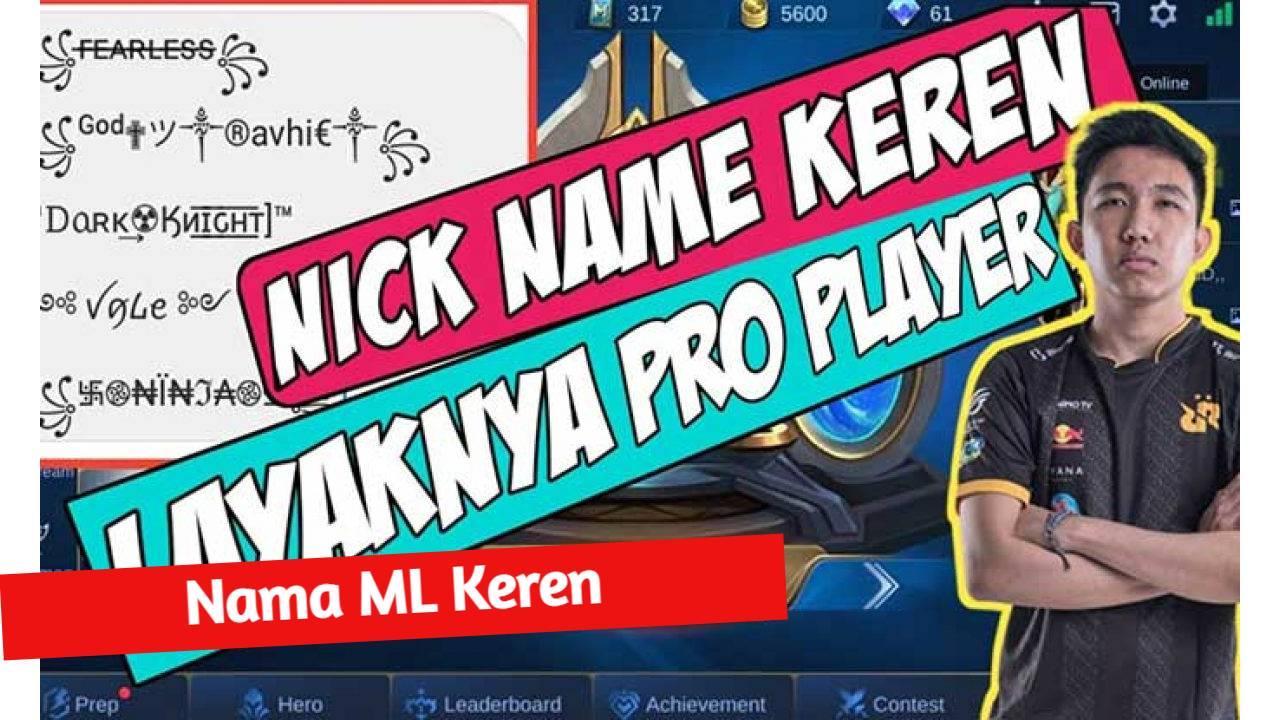 Nama Ml Mobile Legends Keren Nickname Squad Team Dan Artinya Sidikul Com