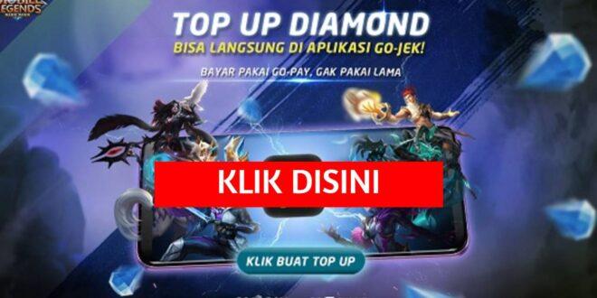 Top Up ML Murah
