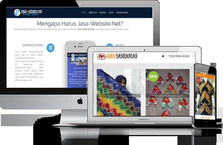 jasa website murah palembang